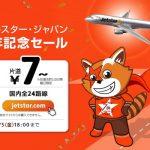 (7月3日)祝・ジェットスター航空 成田ー庄内便就航!