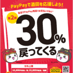 「(5/1)5月は若葉旅館でPayPay使って30%バック♪ (ゴールデンウイークの営業に就きまして等)